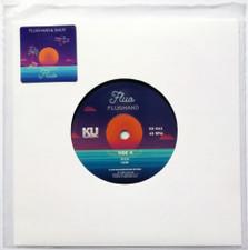 """Flughand & Smuv - Fluo - 7"""" Vinyl"""