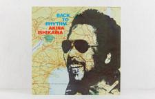 Akira Ishikawa - Back To Rhythm - LP Vinyl