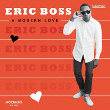 Eric Boss - A Modern Love - LP Vinyl