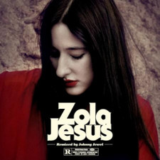"Zola Jesus - Wiseblood (Johnny Jewel Remixes) (IDIB version) - 12"" Colored Vinyl"