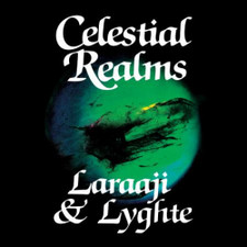 Laraaji & Lyghte - Celestial Realms - LP Vinyl