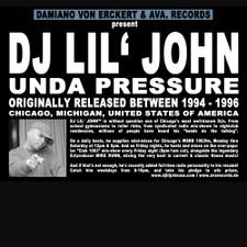 "DJ Lil' John - Unda Pressure - 12"" Vinyl"
