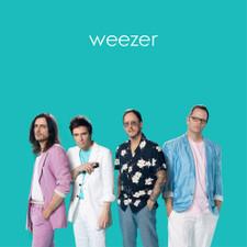 Weezer - s/t (Teal Album) - LP Vinyl