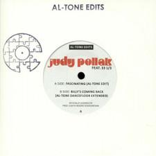"Judy Pollak - Al-Tone Edits - 7"" Vinyl"