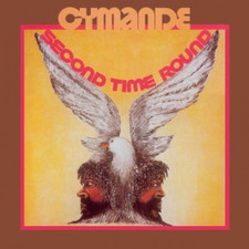 Cymande - Second Time Around (Janus Reissue) - LP Vinyl