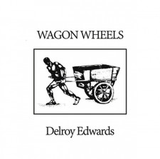 "Delroy Edwards - Wagon Wheels - 12"" Vinyl"