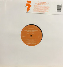 """The Juan MacLean - What Do You Feel Free About? - 12"""" Vinyl"""