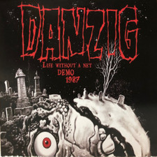 Danzig - Life Without A Net Demo 1987 - LP Vinyl