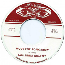 "Sami Linna Quartet - Mode For Tomorrow / Umoya - 7"" Vinyl"