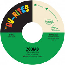 """The Du-Rites - Zodiac / Monster - 7"""" Vinyl"""