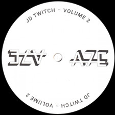 "JD Twitch - A7 Edits Vol. 2 - 12"" Vinyl"