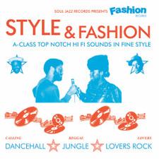 Various Artists - Style & Fashon (A-Class Top Notch Hi Fi Sounds In Fine Style) - 3x LP Vinyl