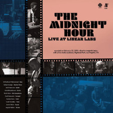 The Midnight Hour - Live At Linear Labs - LP Vinyl