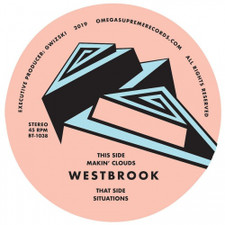"Westbrook - Makin' Clouds / Situations - 7"" Vinyl"