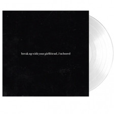 "Ariana Grande - Break Up With Your Girlfriend, I'm Bored - 7"" Clear Vinyl"