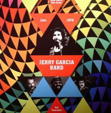 The Jerry Garcia Band - Live At KSAN Pacific High Studio 1972 - 2x LP Vinyl