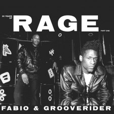 Fabio & Grooverider - 30 Years Of Rage Pt. 1 - 2x LP Vinyl