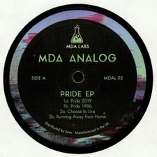 "MDA Analog - Pride Ep - 12"" Vinyl"