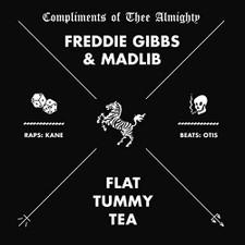 """Freddie Gibbs & Madlib - Flat Tummy Tea - 12"""" Vinyl"""