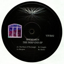 "Msymiakos - The Deep End - 12"" Vinyl"