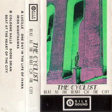 The Cyclist - Beat At The Heart Of The City - Cassette