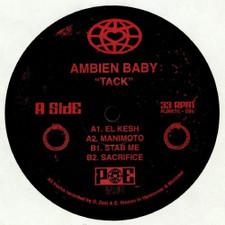 """Ambien Baby - Tack - 12"""" Vinyl"""