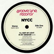 "The New York Community Choir (NYCC) - I'll Keep My Light In My Window - 12"" Vinyl"