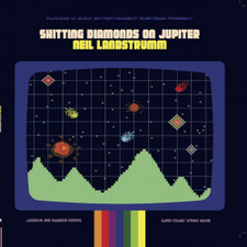 "Neil Landstrumm - Shitting Diamonds On Jupiter - 12"" Vinyl"
