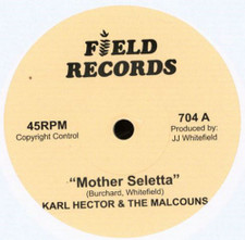 "Karl Hector & The Malcouns - Mother Seletta / Asteroid - 7"" Vinyl"