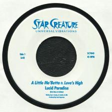 "Lucid Paradise - A Little Mo' Betta - 7"" Vinyl"