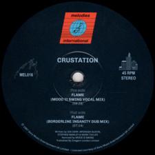"Crustation - Flame - 12"" Vinyl"