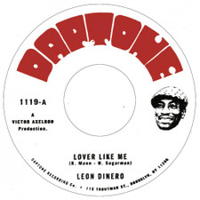 "Leon Dinero / The Inversions - Lover Like Me / Conscience Is Heavy - 7"" Vinyl"