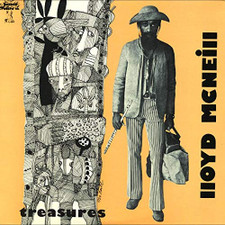 Lloyd McNeill - Treasures - LP Vinyl
