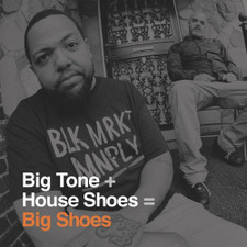 Big Tone + House Shoes - Big Shoes - 2x LP Vinyl
