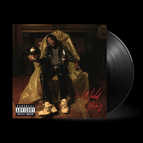 Rich The Kid - The World Is Yours 2 - LP Vinyl