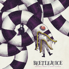 Danny Elfman - Beetlejuice - LP Colored Vinyl