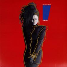 Janet Jackson - Control - LP Vinyl