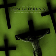 John Carpenter & Alan Howarth - Prince Of Darkness (Original Motion Picture Soundtrack) - LP Colored Vinyl