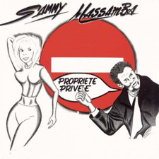 Sammy Massamba - Propriete Privee - LP Vinyl