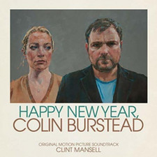 Clint Mansell - Happy New Year, Colin Burstead OST - LP Colored Vinyl