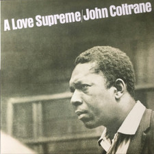 John Coltrane - A Love Supreme - LP Colored Vinyl