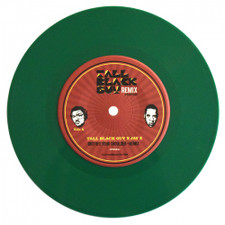 """Tall Black Guy x Jay-Z - Dirt Off Your Shoulder (Remix) - 7"""" Colored Vinyl"""