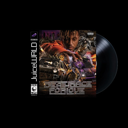 Juice WRLD - Death Race For Love - 2x LP Vinyl