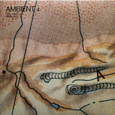 Brian Eno - Ambient 4 (On Land) - 2x LP Vinyl
