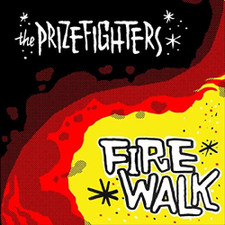 The Prizefighters - Firewalk - LP Vinyl