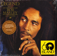 Bob Marley & The Wailers - Legend: The Best Of - 2x LP Vinyl