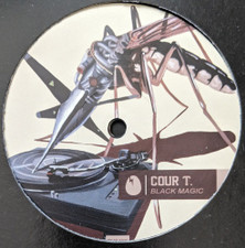 "Cour T. - Black Magic - 12"" Vinyl"