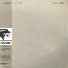 Brian Eno - Music For Films - 2x LP Vinyl