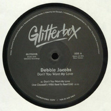 "Debbie Jacobs - Don't You Want My Love (Remixes) - 12"" Vinyl"