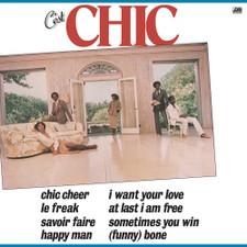 Chic - C'est Chic - LP Vinyl